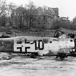 Focke Wulf Fw 190A-8 black 10