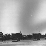 Focke Wulf Fw 190 fighters