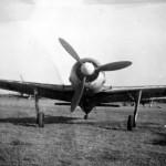 Focke Wulf Fw 190 front view