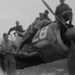 Focke Wulf Fw 190 white 28 SG1