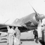 Captured Fw 190A of the 79th FG