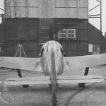 Fw 190A-3 MP499, rear view