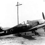 Fw 190A-4/U8 of the II./SKG10 West Mailing