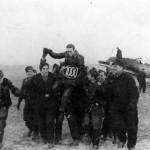 Fw 190 A 7/JG 54 1000 Luftsieg Libau Kurland Winter 1944