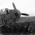 Fw 190 A black 10 3/JGr West Landes de Bussac 1944