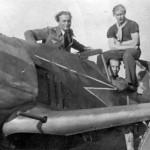 Fw 190 A of 8/JG 26 Ofw. Max Martin Kanal 1942
