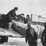 Fw 190 A white 1 2/JG 51 Lt Joachim Brendel Winter 1942 – 1943