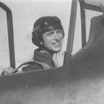 Fw 190 Luftwaffe pilot