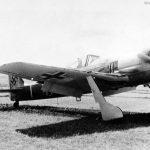 Captured Fw190A-3