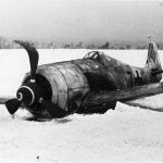 Crashed Fw190A-4 Winter