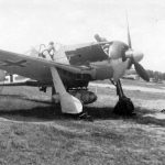 Fw 190A from JG 51