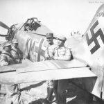 Captured Fw 190A Tunisia