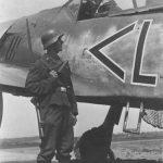 Fw190 A-2 of Stab JG 26