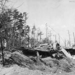 Wreck of Fw190