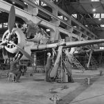 Fw 190 assembly line Bremen