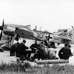 Fw 190A-4 from JG2