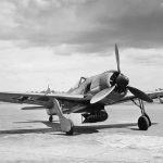 fighter-bomber Fw 190