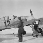 Fw 190A of the 2./JG 51