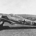 Focke-Wulf Fw 190 A-3 of JG2