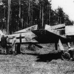 Abandoned Fw 190 F-8