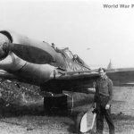 Captured Langnasen-Dora Fw 190D