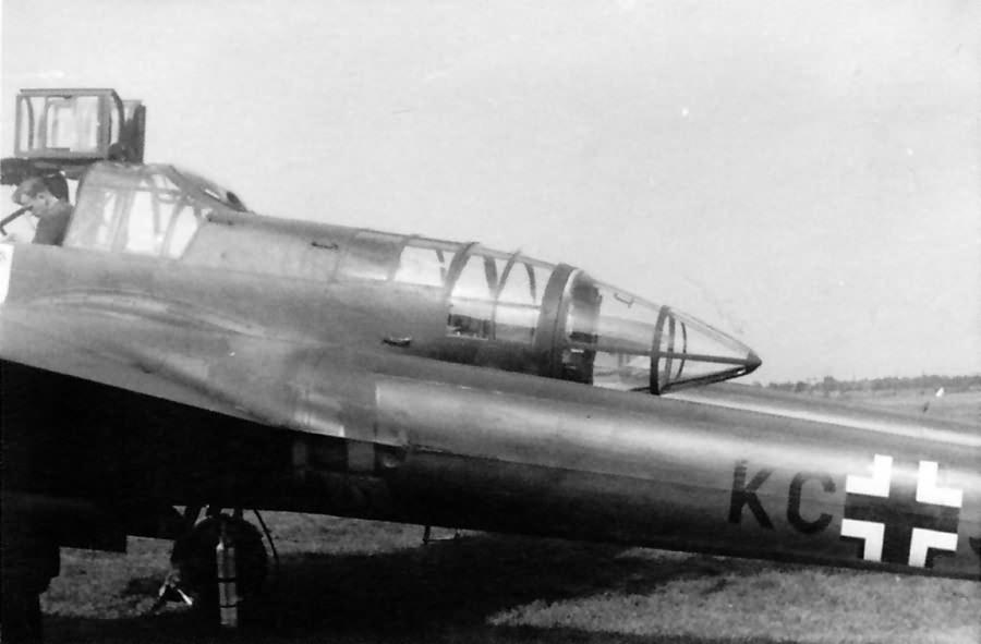 Focke-Wulf Fw 189 A-1 code KC+JL from Flugzeugführerschule A/B 5 2