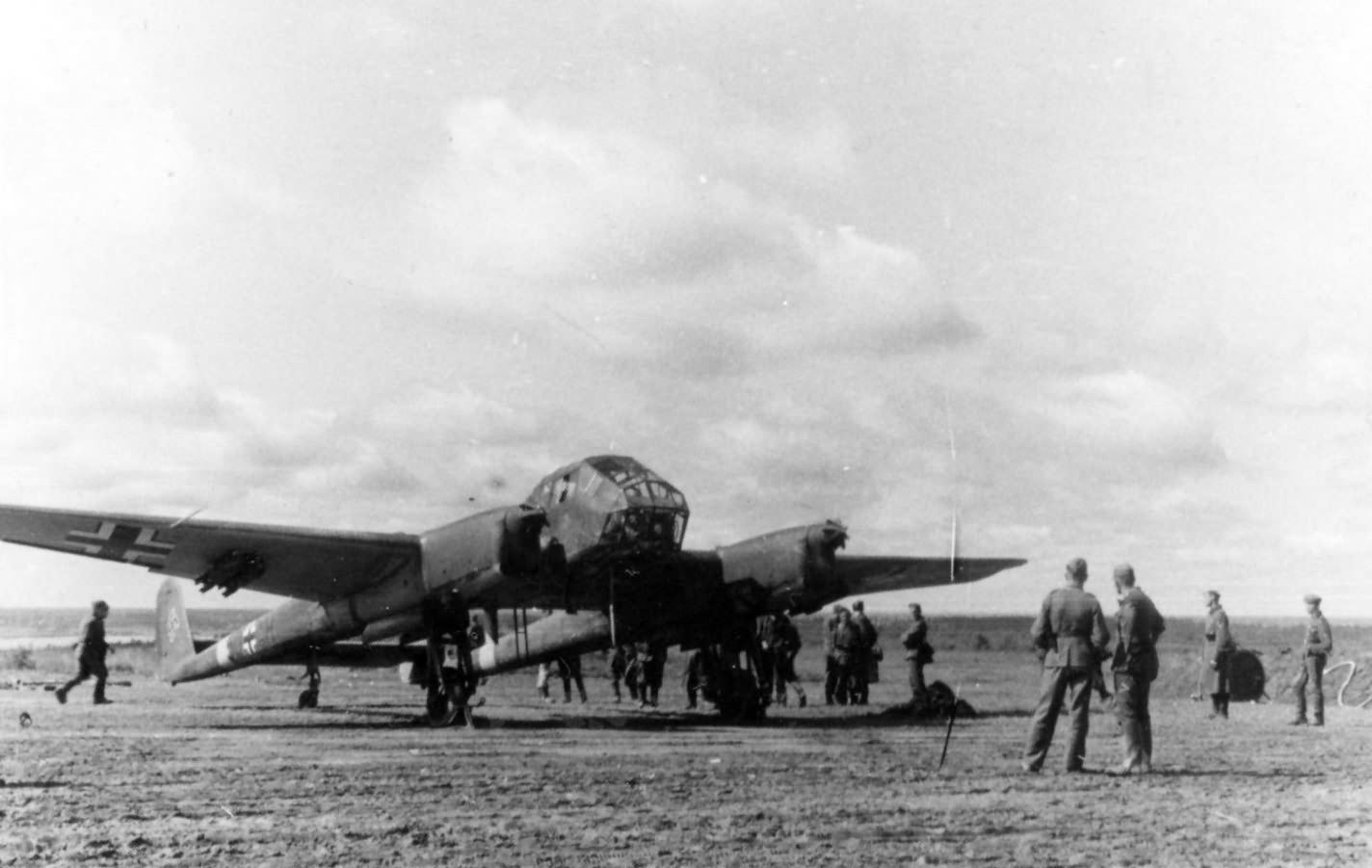 Focke-Wulf Fw 189 Eastern Front