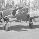 Focke-Wulf Fw 189 A-3 of the 1.(H)/32 V7+1J , Finland June 1943