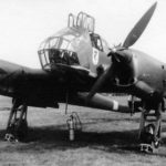 Fw 189 A-1 Uhu code KC+JL from Flugzeugführerschule A/B 5