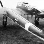 Focke-Wulf Fw 189 coded NC+FU