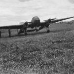 Focke-Wulf Fw 189 on a grass landing ground – Eastern Front 2