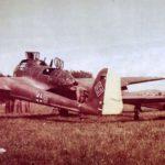 Focke-Wulf Fw 189 Uhu code 5H+RK of the NAGr 16, Austria 1945