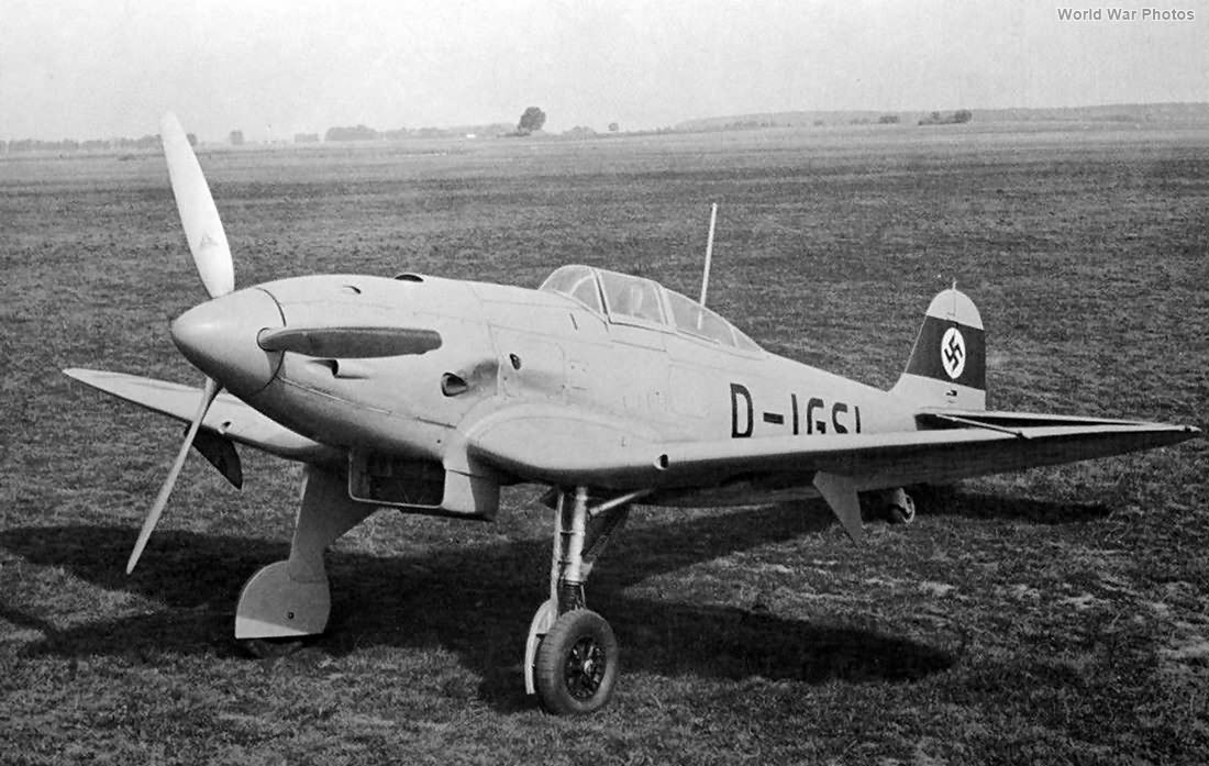 Heinkel He112 V9