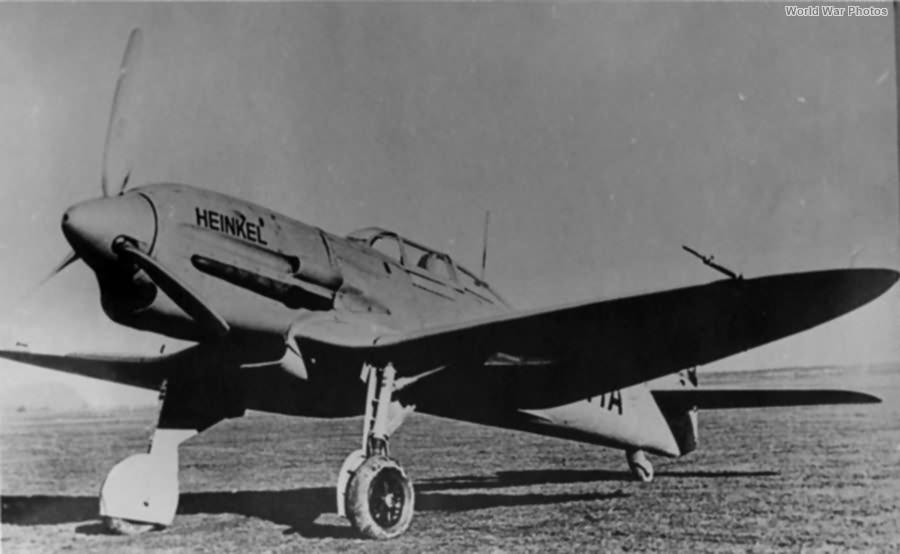 Heinkel He 112 V-10