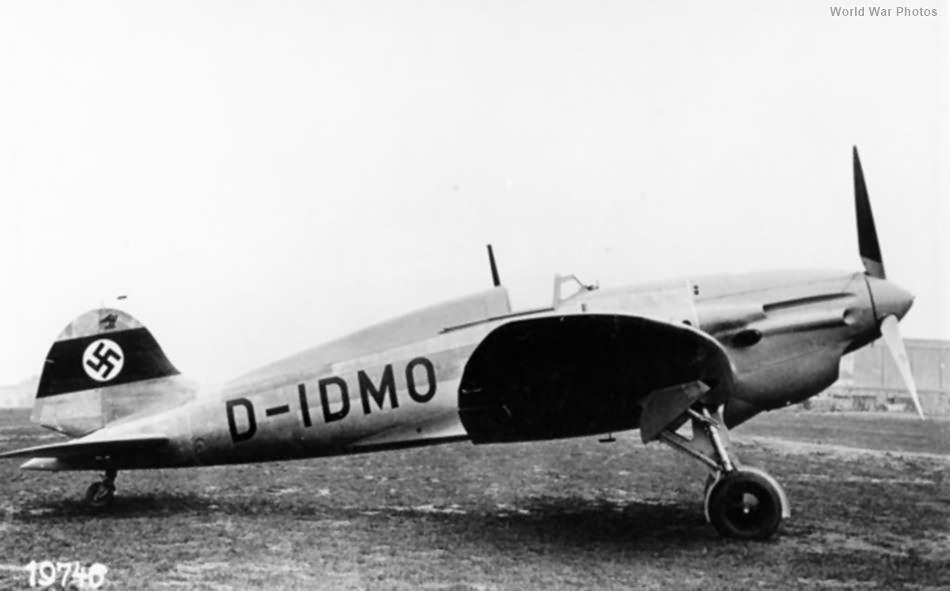 He 112 V 3