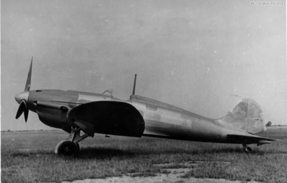 He 112 V-4
