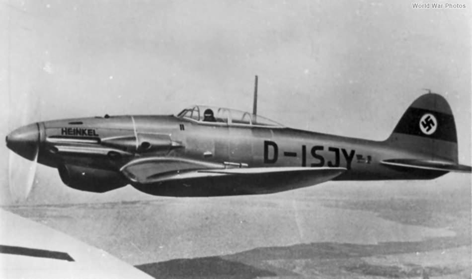 He 112 V 6