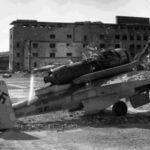 He 162 A-2 Werknummer 220003 M20 at Munich-Riem