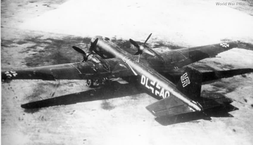 He 177A-02 DL-AQ