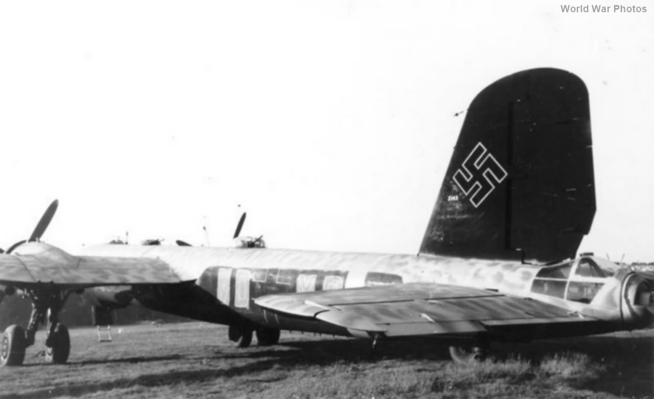 He 177A-3 2143 VD-XS FFS 16 Burg