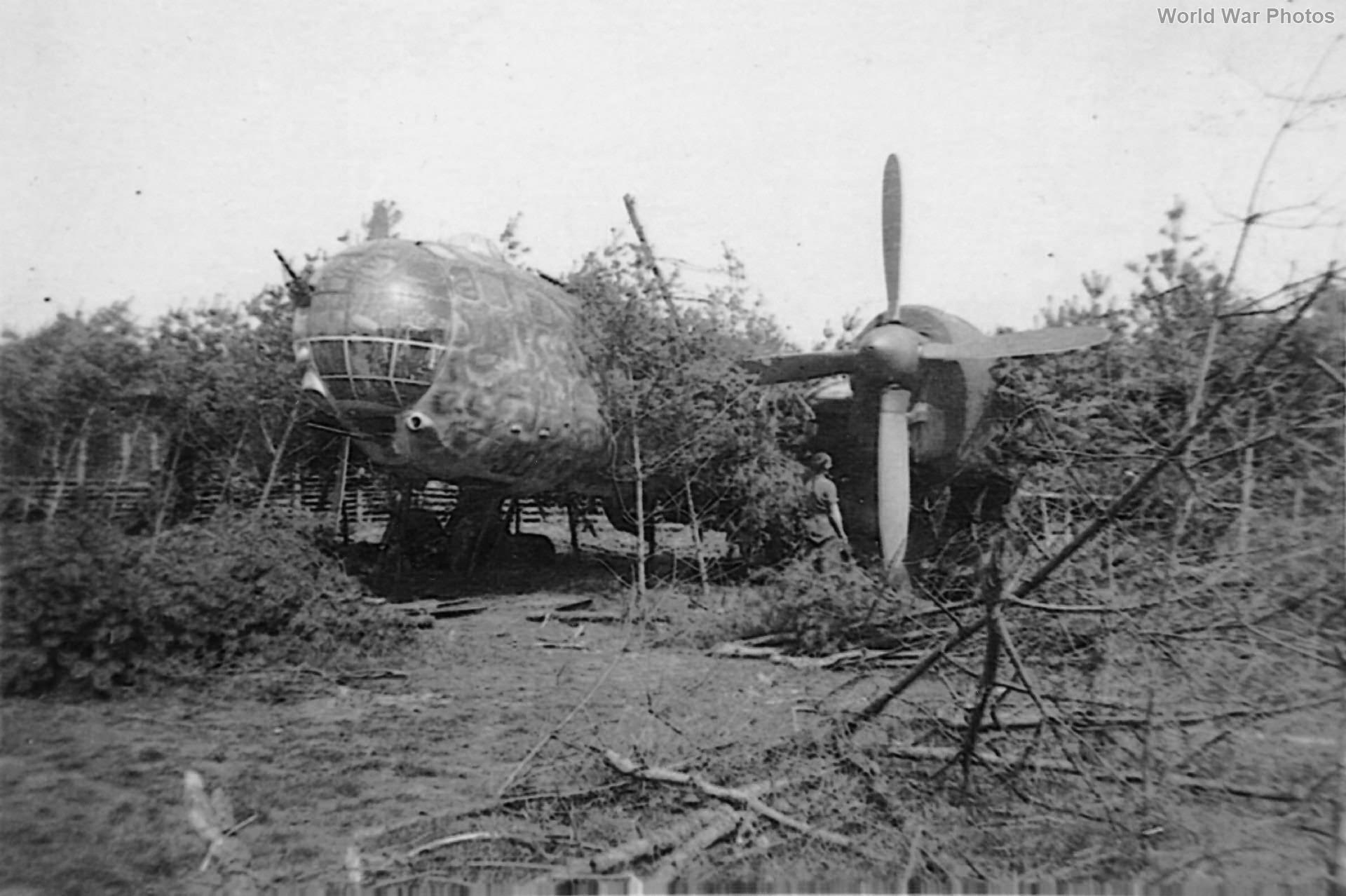 He 177A-5 550050 France