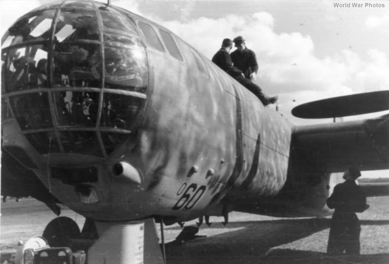 He 177 550060 IIKG 40
