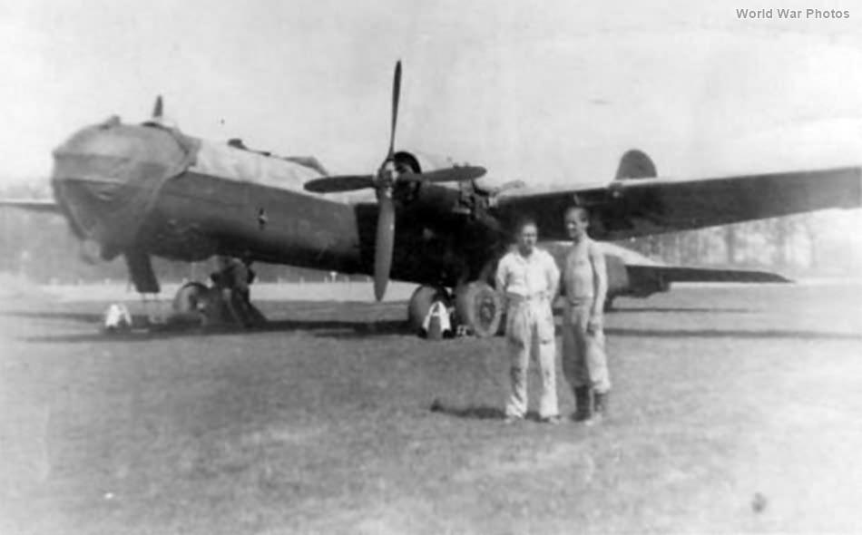 He 177 IV KG1 summer 1944
