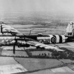 Captured He177 TS439 on test flight in UK 44