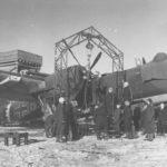 He 177 E8-G? of KG 50