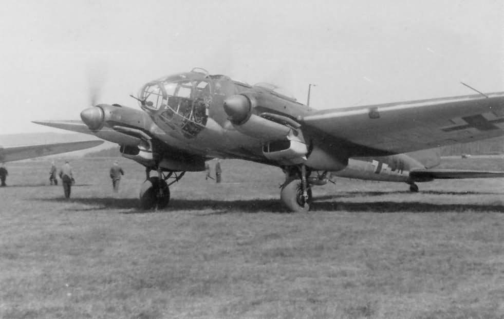 Heinkel He 111 Bomber He111 bomber   World W...