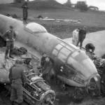 He111 1940 Banak Norway