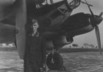 He111 2/KGr 100 in Vannes France 1941 front