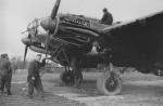 He111 2/KGr 100 in Vannes France 1941 left side