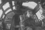 He111 2/KGr 100 in Vannes France im 1941 cockpit